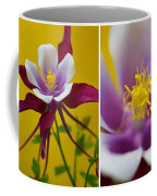 Colourful Colombine Coffee Mug