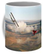 Colourful Encounter Coffee Mug