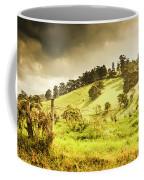 Colourful Fields And Farmyards Coffee Mug