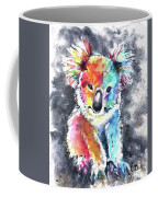 Colourful Koala Coffee Mug