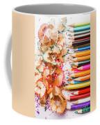 Colourful Leftovers Coffee Mug