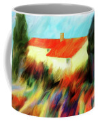 Colours Of The Wind Coffee Mug