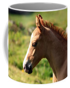Colt Portrait Coffee Mug