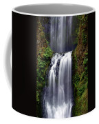 Columba River Gorge Falls 3 Coffee Mug