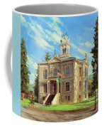 Columbia County Courthouse Coffee Mug