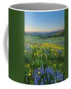 Columbia Hills Wildflower Dawn Coffee Mug