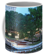 Columbia Lakefront Panorama Coffee Mug