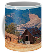 Columbia River Barn Coffee Mug