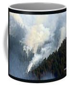 Columbia River Gorge Wildfire 2017 Coffee Mug