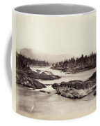 Columbia River: Kettle Falls Coffee Mug