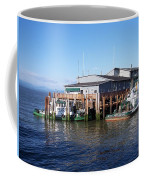 Columbia River Port Coffee Mug