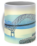 Columbia River Vantage Bridge Coffee Mug