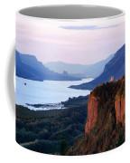 Columbia River Vista House Coffee Mug