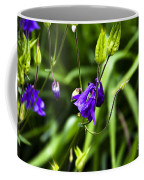 Columbine Flower 2 Coffee Mug