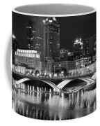 Columbus Black Night Coffee Mug