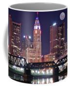 Columbus By Moonlight Coffee Mug