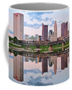 Columbus Ohio Reflects Coffee Mug