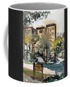 Columbus Park Bayshore Tampa Coffee Mug