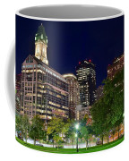Columbus Park Boston View Coffee Mug
