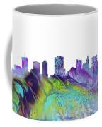 Columbus Skyline 3 Coffee Mug