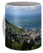 Column View Coffee Mug