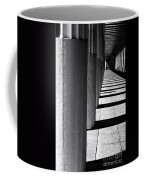 Columns In Athens Coffee Mug