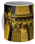 Columns Of The Palace Of Fine Arts Coffee Mug