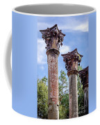 Columns Of Windsor Ruins Coffee Mug