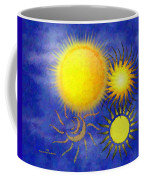 Combating Suns Coffee Mug