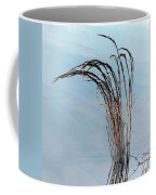 Combie Lake Reeds Coffee Mug