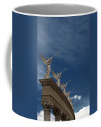 Come Blow Your Horn - Angels And Trumpets - Caesars Palace Las Vegas Coffee Mug