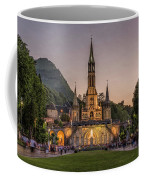 Come In Procession Coffee Mug