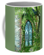 Come Meet God Coffee Mug