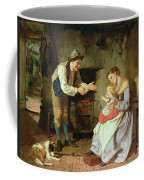 Come To Daddy Coffee Mug by William Henry Midwood