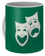 Comedy N Tragedy Original Coffee Mug
