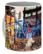 Comerica Tigers Detroit Coffee Mug
