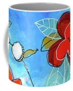 Comes The Fall Coffee Mug