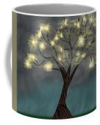 Comet Tree Coffee Mug
