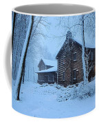 Comfort From The Cold Coffee Mug