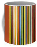 Comfortable Stripes Coffee Mug by Michelle Calkins