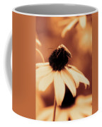 Comfortably Perched - Gold Glow Coffee Mug
