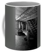 Comfy Corner - B-w Coffee Mug