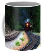 Comin Round The Bend Coffee Mug