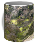 Coming Down The Hill Coffee Mug