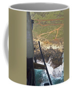 Coming In To The  Lz Coffee Mug