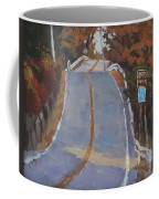 Coming Off Orr's Island - Art By Bill Tomsa Coffee Mug