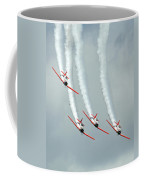 Coming Out Of The Dive Coffee Mug