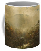 Coming Storm In The Adirondacks Coffee Mug by William Sonntag