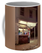 Coming Street Night Life Coffee Mug