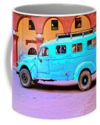 Command Vehicle Coffee Mug